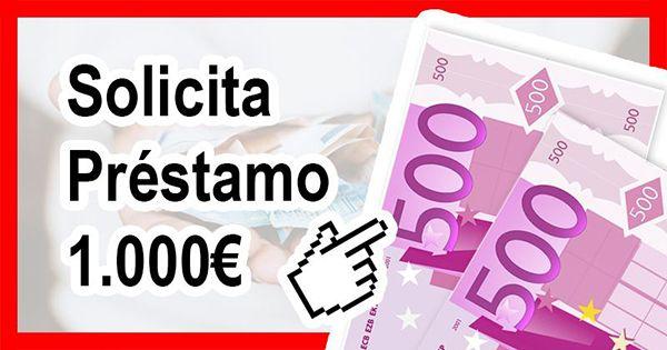 Necesito préstamo 1000 euros