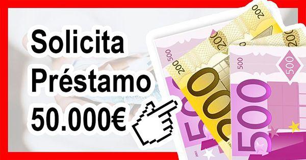 Necesito préstamo 50000 euros