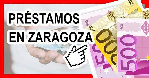 Solicitar préstamos Zaragoza